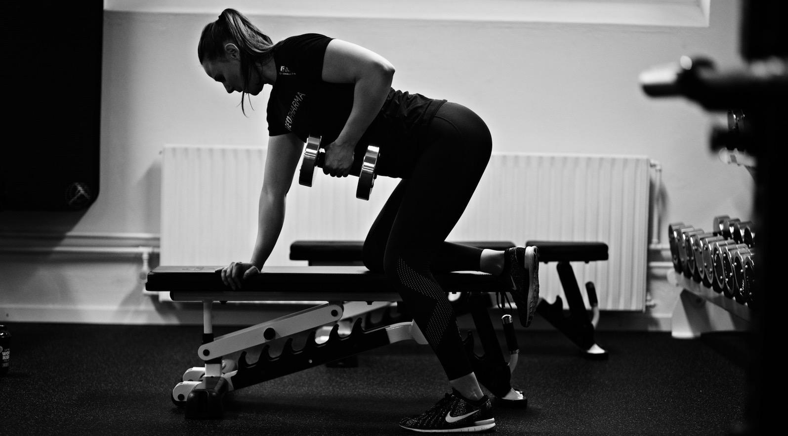 Personlig træner Birgitte Larsen